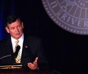 CSU Chancellor Tim White