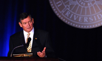 CSU Chancellor Tim White