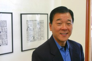 Paul Tanaka runs for sheriff.