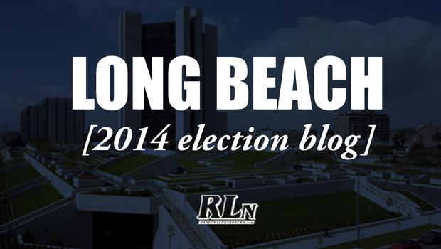 Long Beach 2014 Election