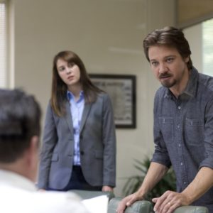 "Scene from the film, ""Kill the Messenger."""