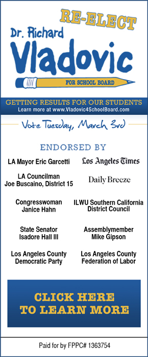 Vote: Tuesday, March 3rd