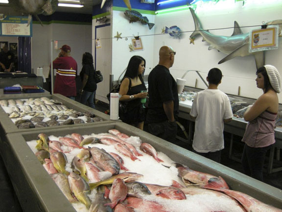 The secret that never was random lengths news for San pedro fish market prices