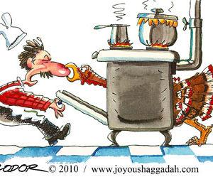Thansksgiving Cartoon
