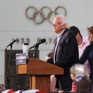 Bernie Sanders Election