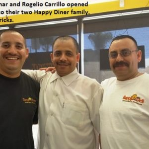 Carrillo Brothers Happy Diner