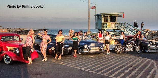 San Pedro Summertime car retro