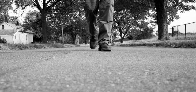 Walking, Cleveland, RNC