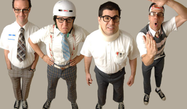 The Spazmatics at the Grand Annex