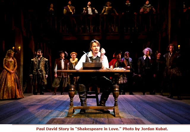 """Shakespeare in Love"""" is Not Quite the Film, But It Works"""