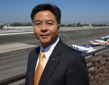 Rep. Ted Lieu for reelection.