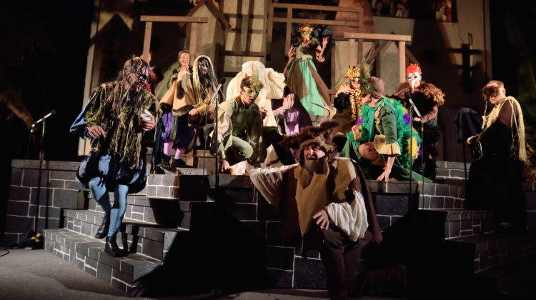 SBTS Shakespeare Merry Wives of Windsor