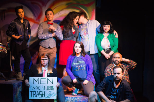 Good Intentions Don't Make for a Good All-American Genderf*ck Cabaret