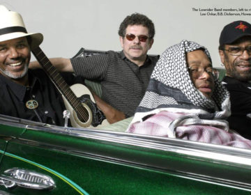 Lowrider Band members Lee Oskar, Howard Scott, B.B. Dickerson and Harold Brown still ride together. File photo