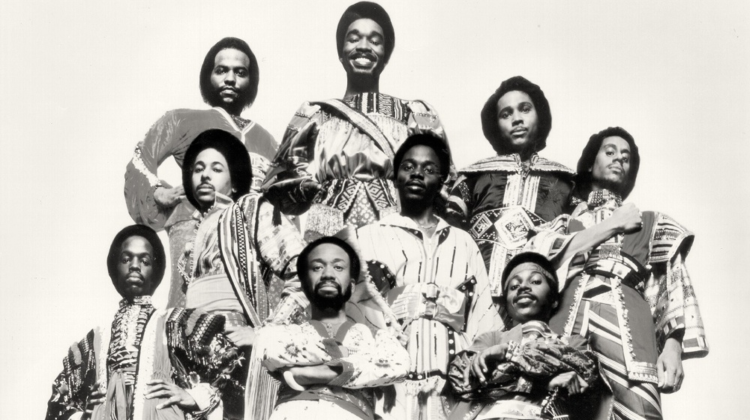 Kalimba channels vintage Earth, Wind and Fire.