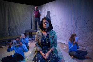Darksideat the Garage Theatre, Photo by FreshFrameFoto.com