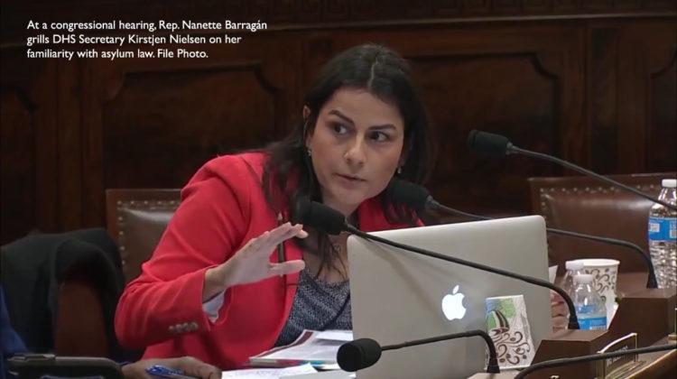 Barragán on Frontlines of Immigration Battles - Random Lengths News