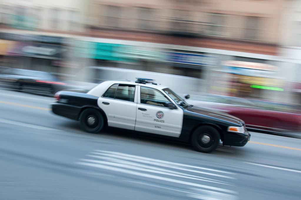 LAPD Sirens