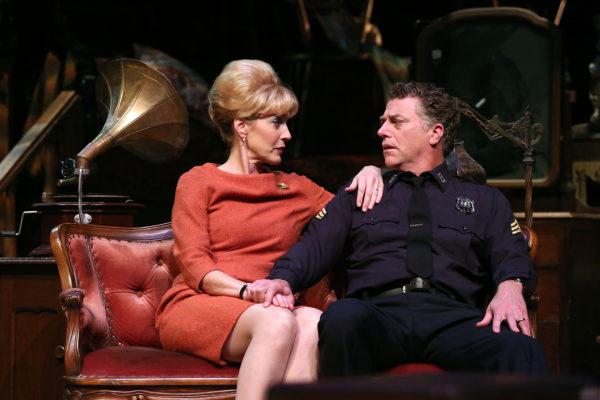 Elyse Mirto and David Nevell. Photo by Tracey Roman