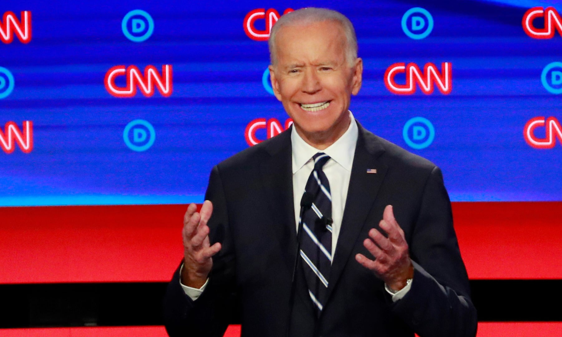 The More Joe Biden Stumbles, the More Corporate Democrats Freak Out -  Random Lengths News