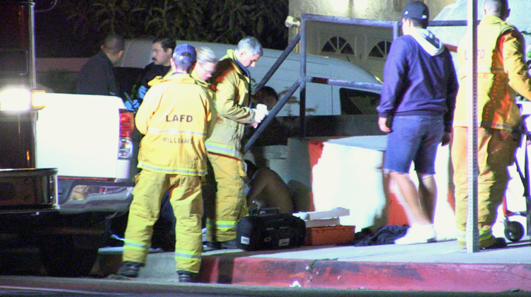 Fatal Shooting at San Pedro House Party