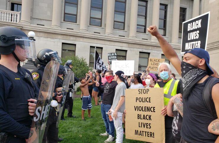 George Floyd/BLM Protests – Random Lengths News